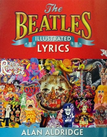 Buch THE BEATLES ILLUSTRATED LYRICS