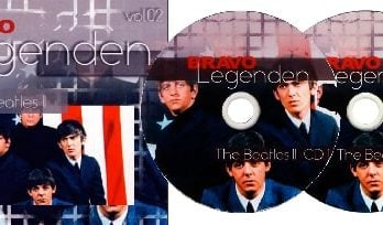 Doppel-DVD-R BRAVO LEGENDEN - THE BEATLES II
