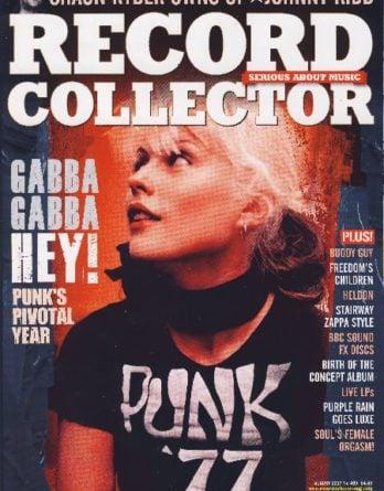 Zeitschrift/magazine RECORD COLLECTOR 469