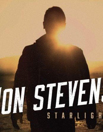 JON STEVENS: CD STARLIGHT mit RINGO STARR