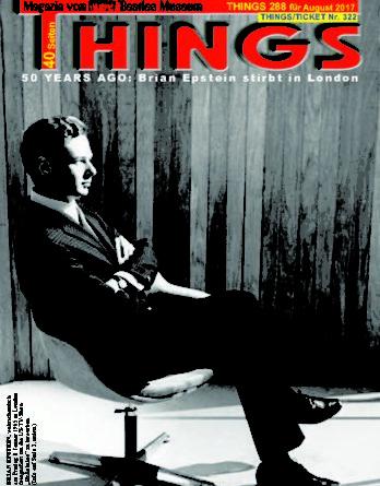 Deutsches BEATLES-Magazin THINGS 288