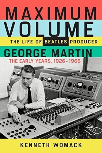 Buch ... THE LIFE OF BEATLES PRODUCER GEORGE MARTIN - THE EARLY