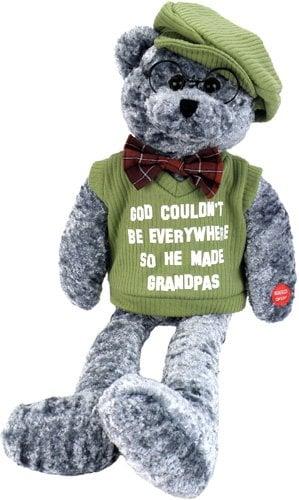 Singender Teddybär WHEN I'M SIXTY-FOUR