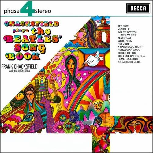FRANK CHACKSFIELD & HIS ORCHESTRA: LP 180-Gramm-Vinyl-LP PLAYS T