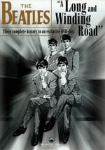 BEATLES: DVD A LONG AND WINDING ROAD (4er Box)