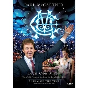PAUL McCARTNEY: DVD ECCE COR MEUM