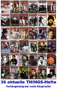 BEATLES: 36 THINGS-Hefte