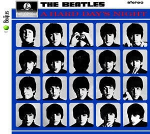 BEATLES: 2009er CD A HARD DAY'S NIGHT