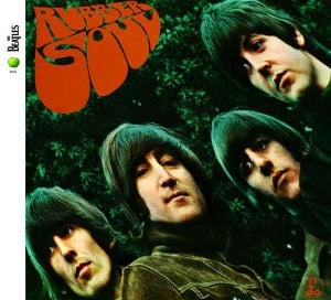 BEATLES: 2009er CD RUBBER SOUL