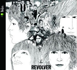 BEATLES: 2009er CD REVOLVER