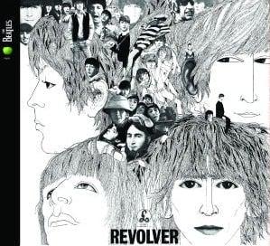 BEATLES: 2009er CD REVOLVER