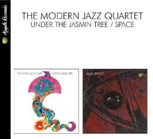 MODERN JAZZ QUARTET: CD UNDER JASMIN TREE & SPACE