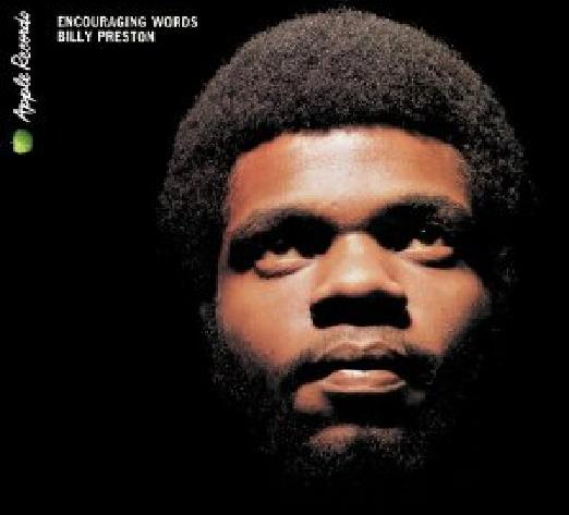BILLY PRESTON: CD ENCOURAGING WORDS