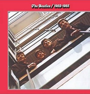 Doppel-CD BEATLES 1962-1966
