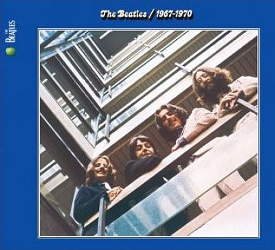 Doppel-CD BEATLES 1967-1970