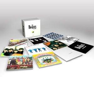 BEATLES: 2009er CD-Box (13) THE BEATLES IN MONO