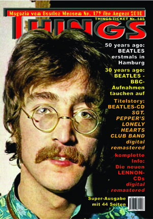 BEATLES: Fan-Magazin THINGS 179