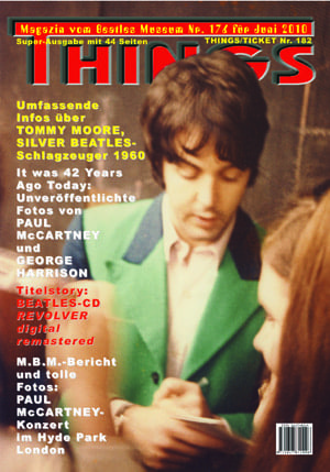 BEATLES: Fan-Magazin THINGS 176
