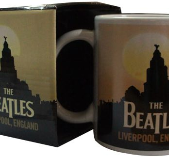 BEATLES: Kaffeebecher LIVERPOOL