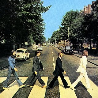 BEATLES: LP ABBEY ROAD