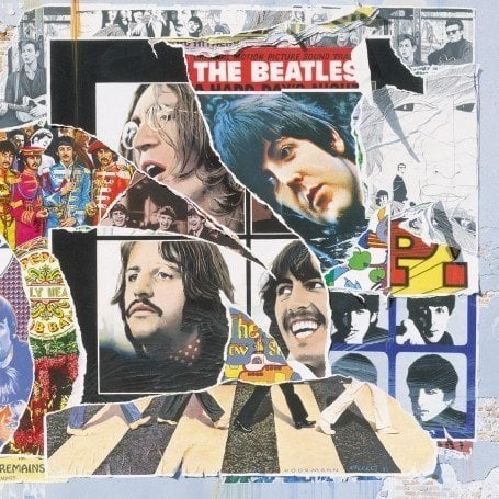 BEATLES: 3er LP ANTHOLOGY 3