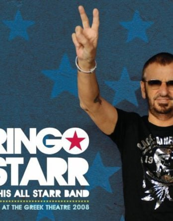 Starr, Ringo: CD LIVE AT THE GREEK THEATRE 2008