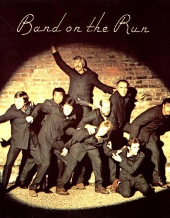 PAUL McCARTNEY: CD BAND ON THE RUN