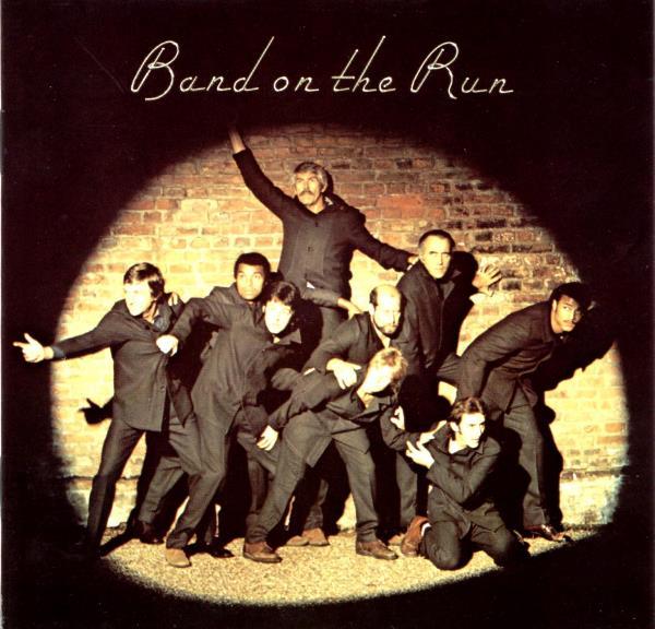 PAUL McCARTNEY: CD BAND ON THE RUN