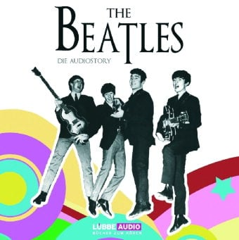Hörbuch (4CDs) THE BEATLES - DIE AUDIOSTORY