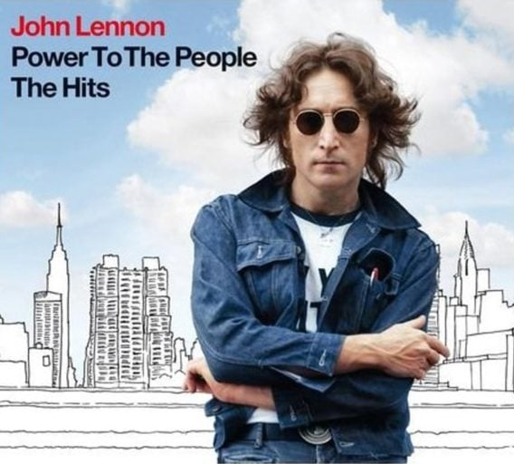 JOHN LENNON: CD POWER TO THE PEOPLE - THE HITS