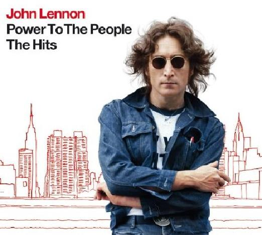 JONH LENNON: CD+DVD POWER TO THE PEOPLE - THE HITS - EXPERIENCE