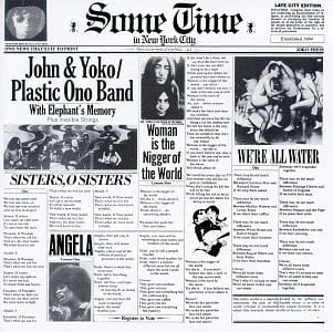 JONH LENNON: CD SOME TIME IN NEW YORK CITY