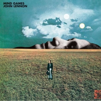 JOHN LENNON: CD MIND GAMES