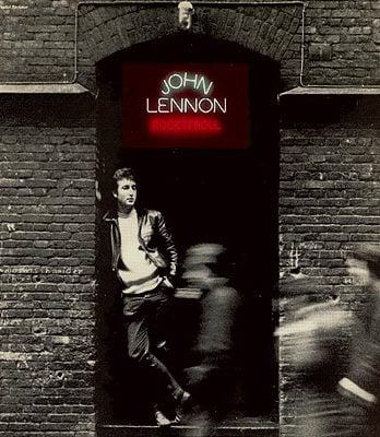 JOHN LENNON: CD ROCK'N'ROLL