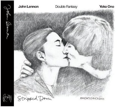JOHN LENNON: Doppel-CD DOUBLE FANTASY - DOUBLE FANTASY STRIPPED