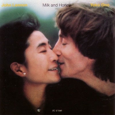 JOHN LENNON: CD MILK AND HONEY