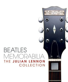 Buch BEATLES MEMORABILIA - THE JULIAN LENNON COLLECTION