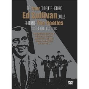 BEATLES: Doppel-DVD THE FOUR COMPLETE ED SULLIVAN SHOWS
