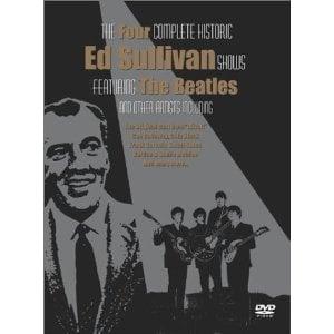 BEATLES: Doppel-DVD THE FOUR COMPLETE ED SULLIVAN SHOWS