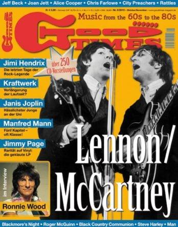 Musikzeitschrift GOOD TIMES 2010/05