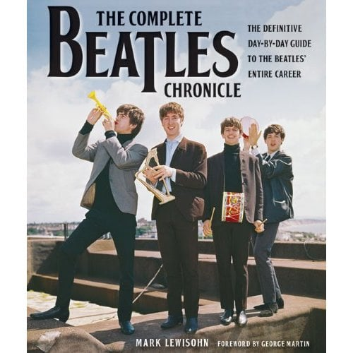 Buch THE COMPLETE BEATLES CHRONICLE
