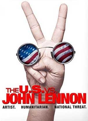 JOHN LENNON: DVD AKTE USA VS. JOHN LENNON