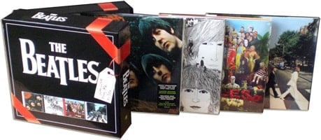 "BEATLES: Box THE BEATLES ""CHRISTMAS PACK"""