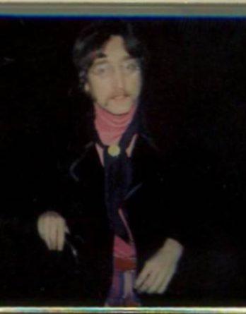 BEATLES Pin JOHN LENNON 1967