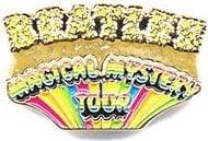 BEATLES Pin Schriftzug LOGO MAGICAL MYSTERY TOUR