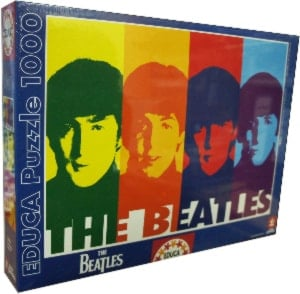 BEATLES: Puzzle A HARD DAYS NIGHT SPRIPS
