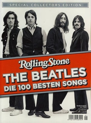 BEATLES: Magazin THE BEATLES - DIE 100 BESTEN SONGS