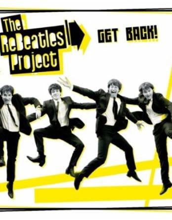 ReBEATLES Project: CD GET BACK