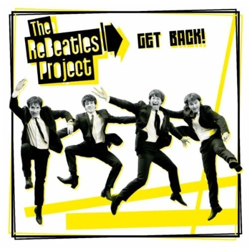 ReBEATLES Project: CD GET BACK
