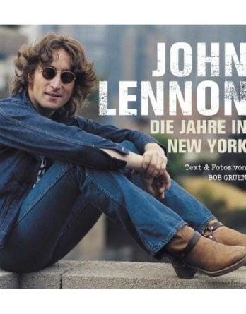 Buch JOHN LENNON - DIE JAHRE IN NEW YORK